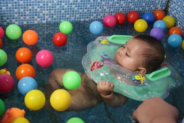 usia berapa bayi boleh baby spa