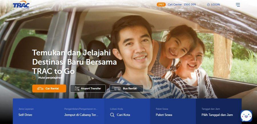 Rental Mobil Online dengan TRAC, Hemat dan Bisa Lepas Kunci