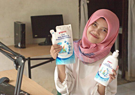 Memilih Sabun Pencuci Botol yang Aman Seperti Pigeon Liquid Cleanser