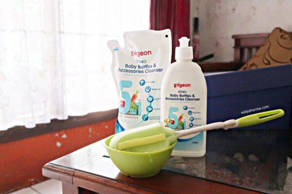 Sabun Pencuci Botol Bayi Aman