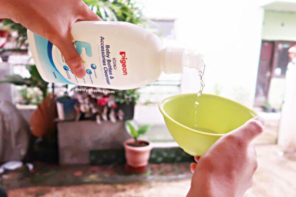 Sabun pencuci botol bayi murah