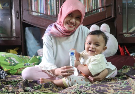 Pengalaman Mengatasi Dermatitis Atopik pada Bayi Tanpa Dokter