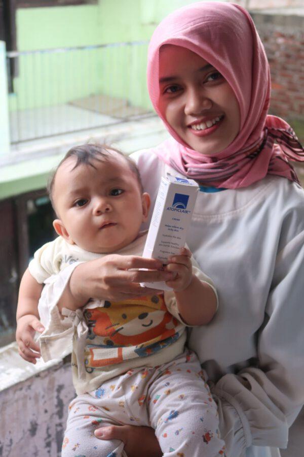 Merk Salep Dermatitis Bayi