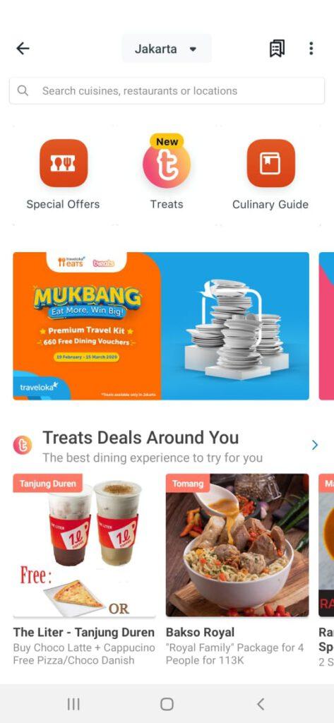Aplikasi Pencari Tempat Kuliner
