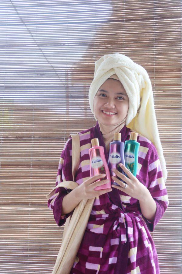 sabun mandi wangi parfum