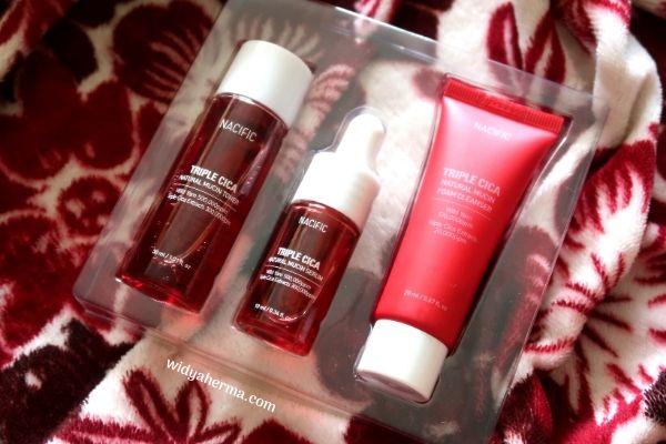 skincare untuk kulit normal cenderung berminyak