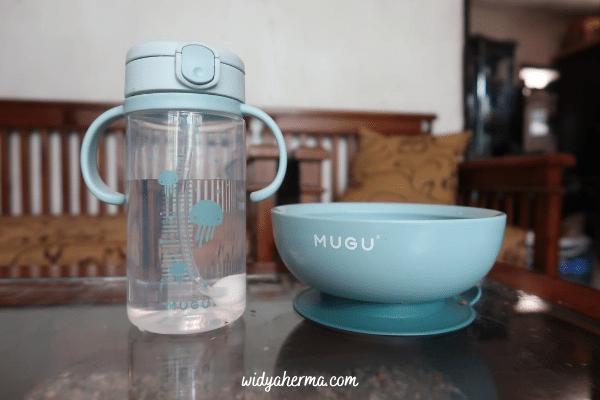 botol training bayi mugu