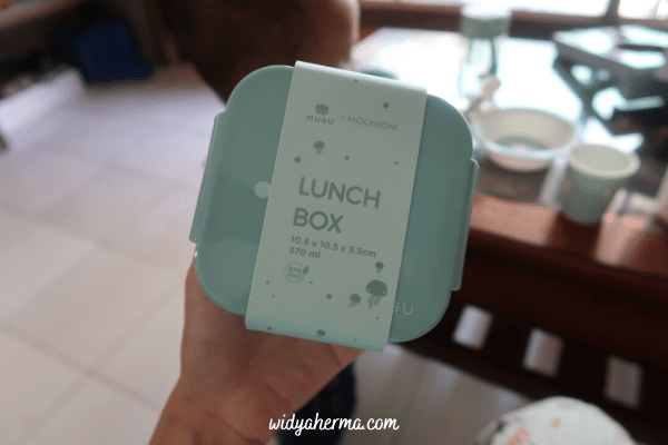 lunch box bayi