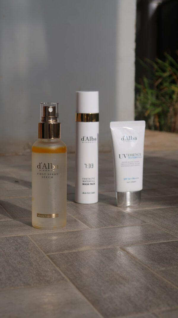 Harga Skincare d'Alba