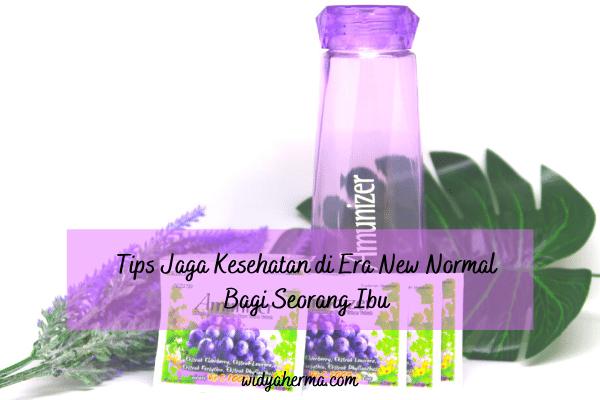 tips jaga kesehatan dengan minuman herbal alami