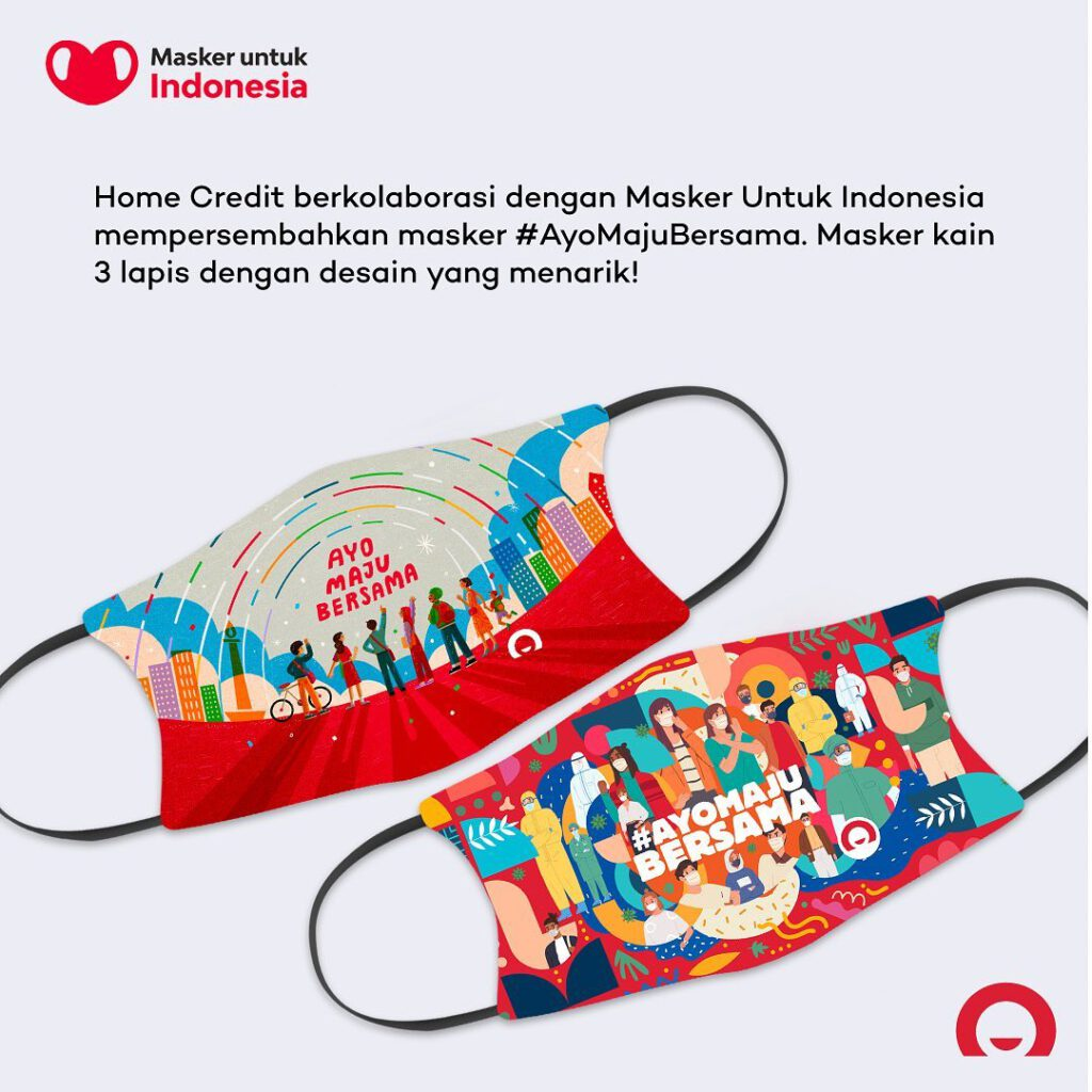 Desain Masker untuk Indonesia