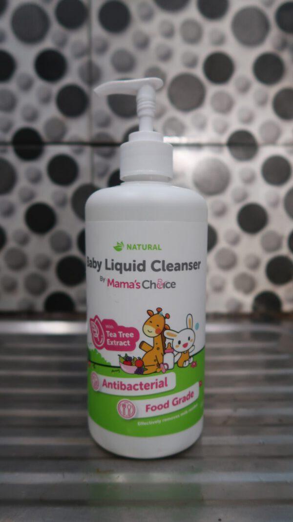 Sabun Cuci Botol Bayi