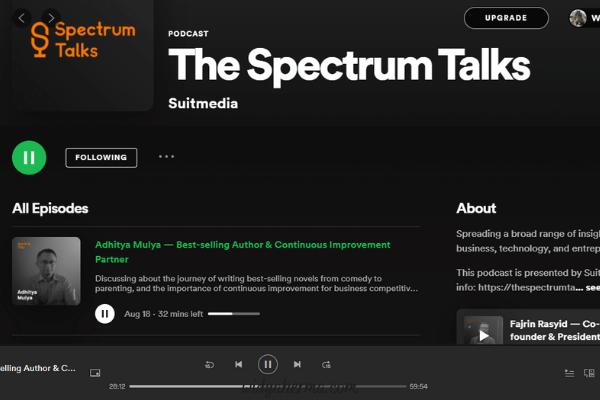 Review Podcast Motivasi