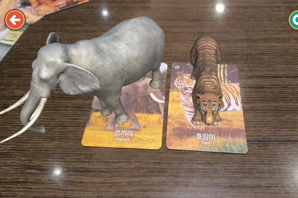 mainan edukasi anak tentang binatang atau hewan