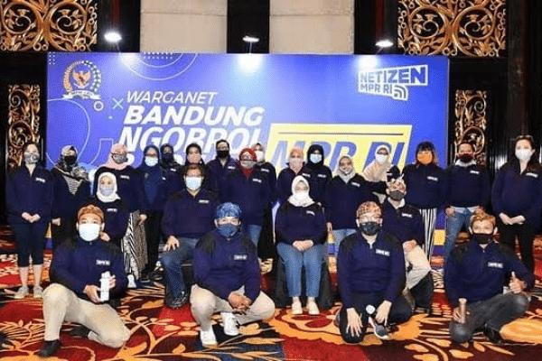 Ngobrol Bareng MPR RI Bandung