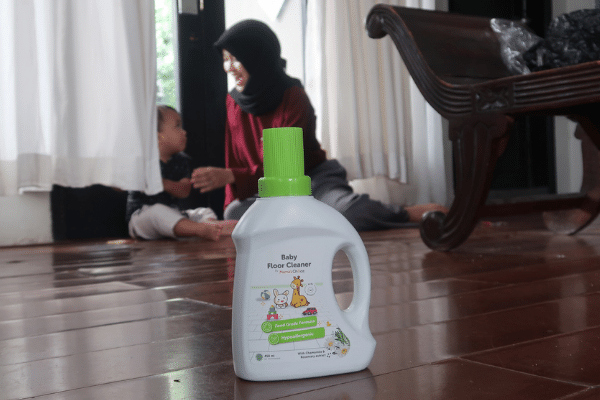 merk pembersih lantai halal