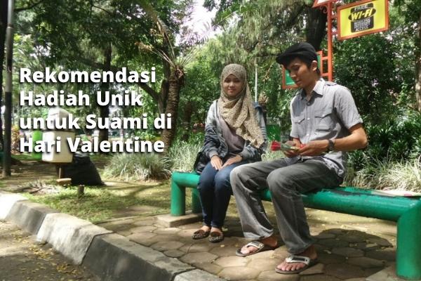 Hadiah Valentine Suami