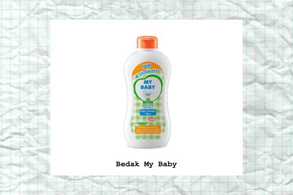 bedak bayi kulit sensitif