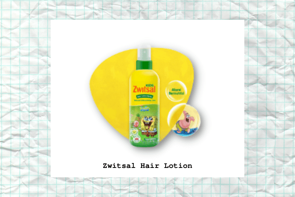 hair lotion bayi