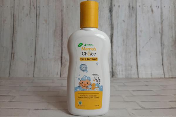 Merk sabun mandi bayi kulit sensitif