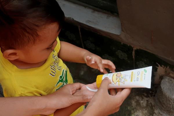 obat nyamuk yang aman untuk bayi