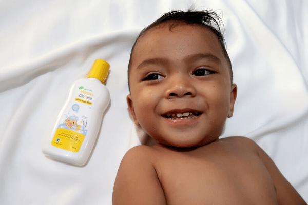 sabun kulit sensitif untuk bayi