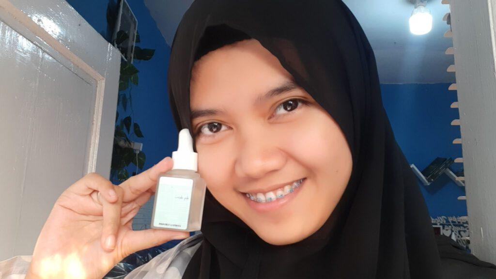 serum mizzu untuk kulit kering