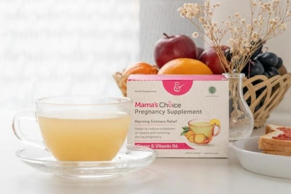 suplemen agar tidak mual muntah saat hamil