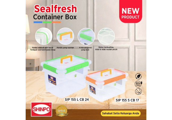 3 Hal yang Perlu Diperhatikan Sebelum Membeli Container Box